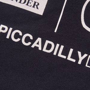 Piccadilly Tee Navy