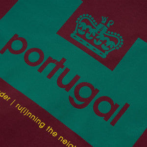 Country Series Portugal Garnet