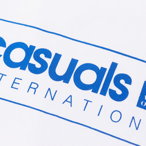 Casuals International White