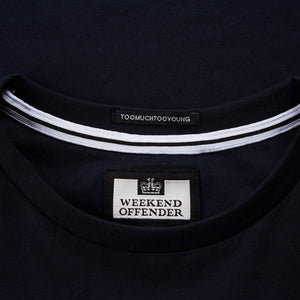Rated Tee Navy