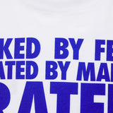 Rated Tee White