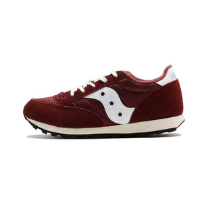 Kids Saucony Jazz Burgundy