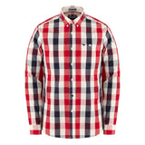 Geveria Red Check