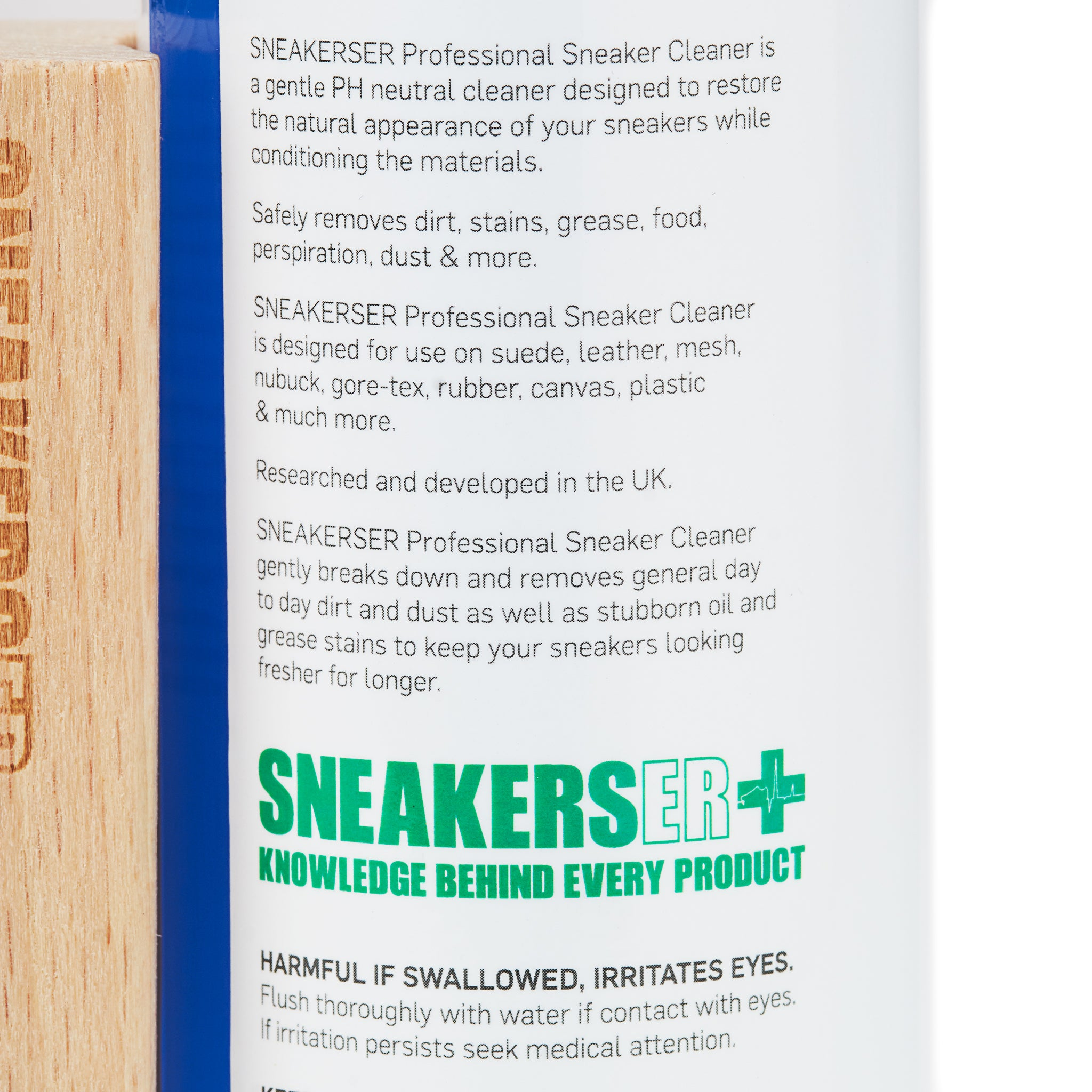 SNEAKERS ER Sneaker Cleaning Kit