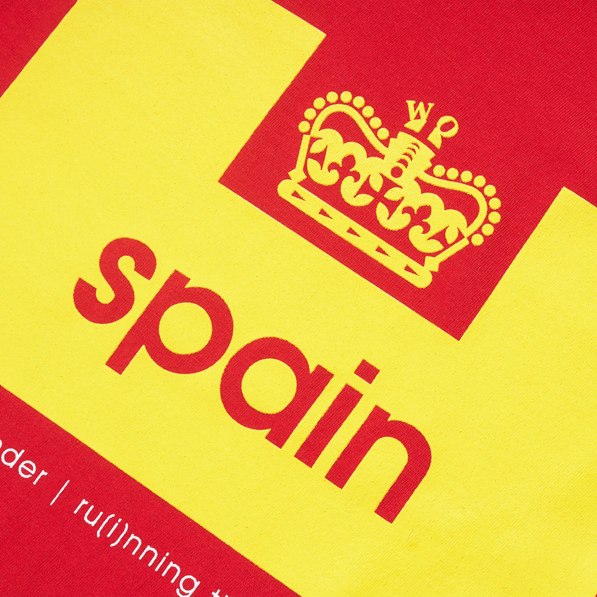 Country Series Spain Red