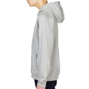 Kids Carmine Grey Marl