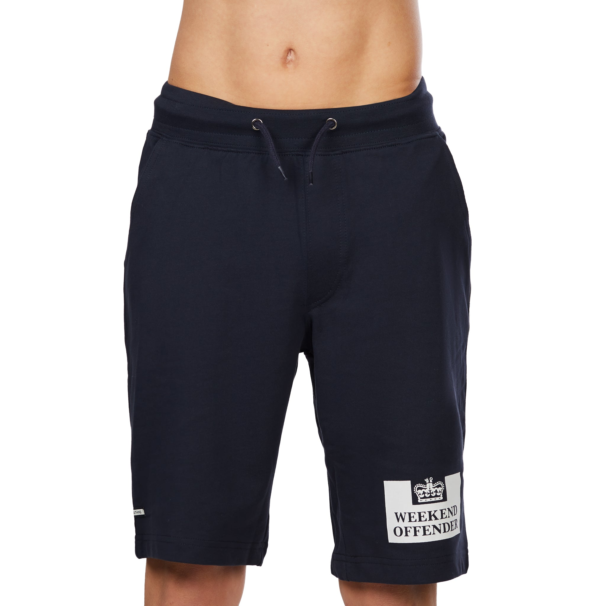 Kids Action Shorts Navy