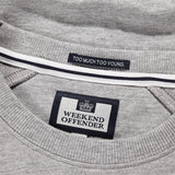 Japan Sweat Grey Marl