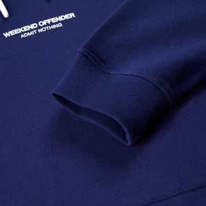 WO Hoody French Navy
