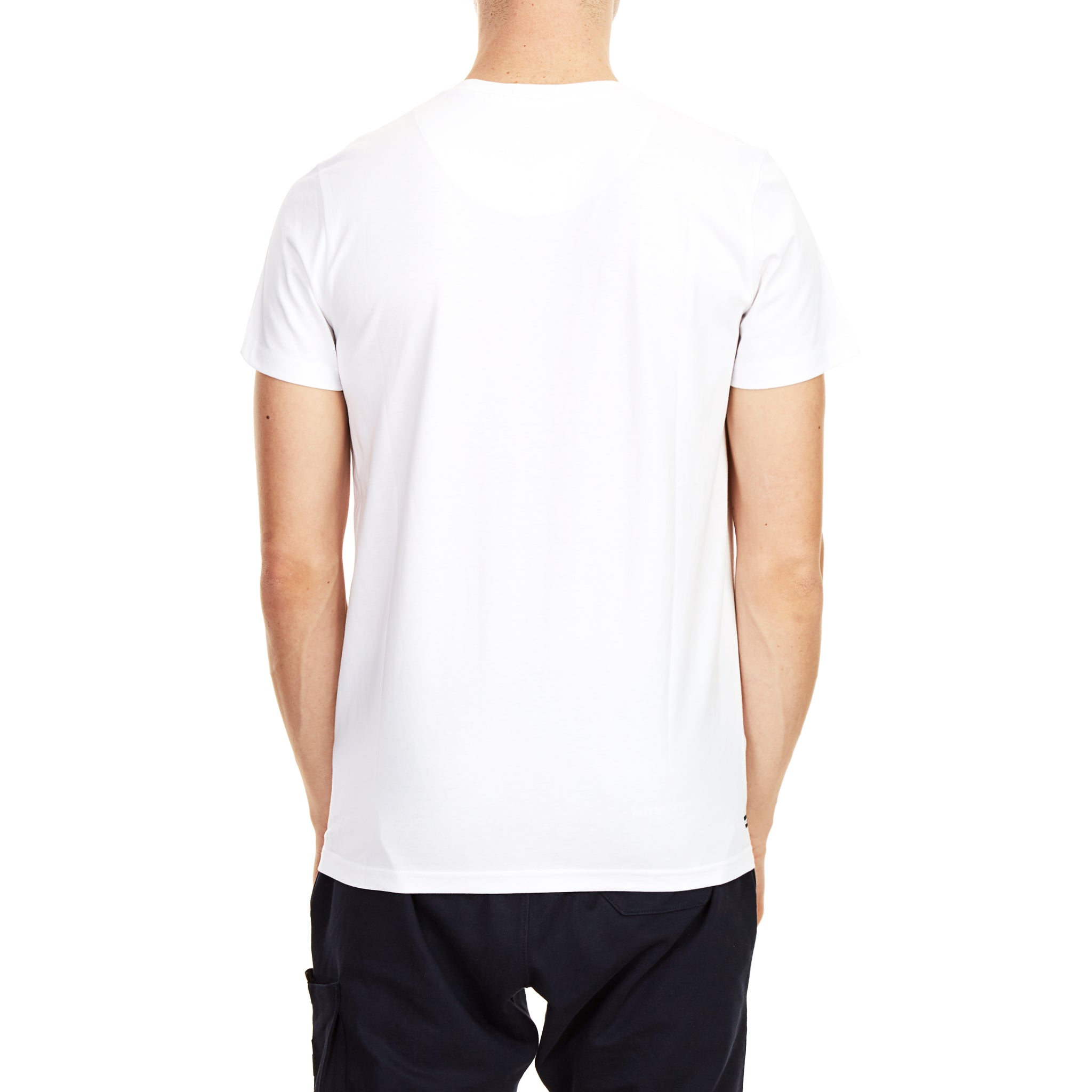 Casuals Tee White