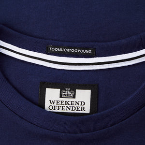 WO Tee French Navy