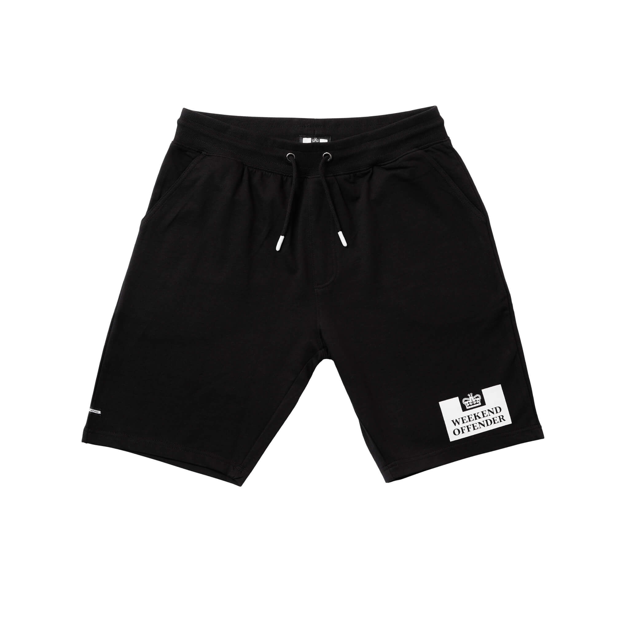 Action Short Black WOST100