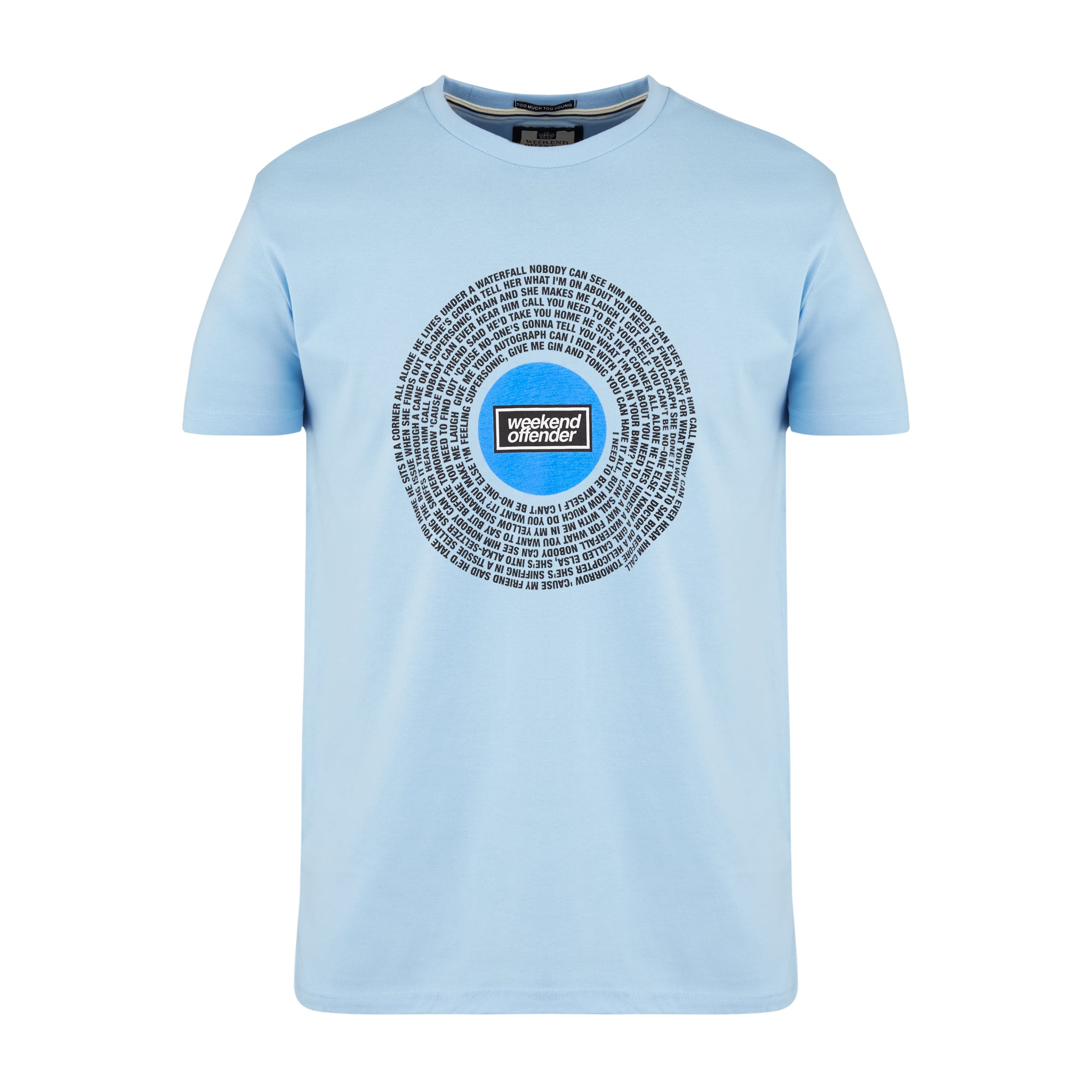 Supersonic Tee Bubble