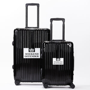 Suitcase Set Black