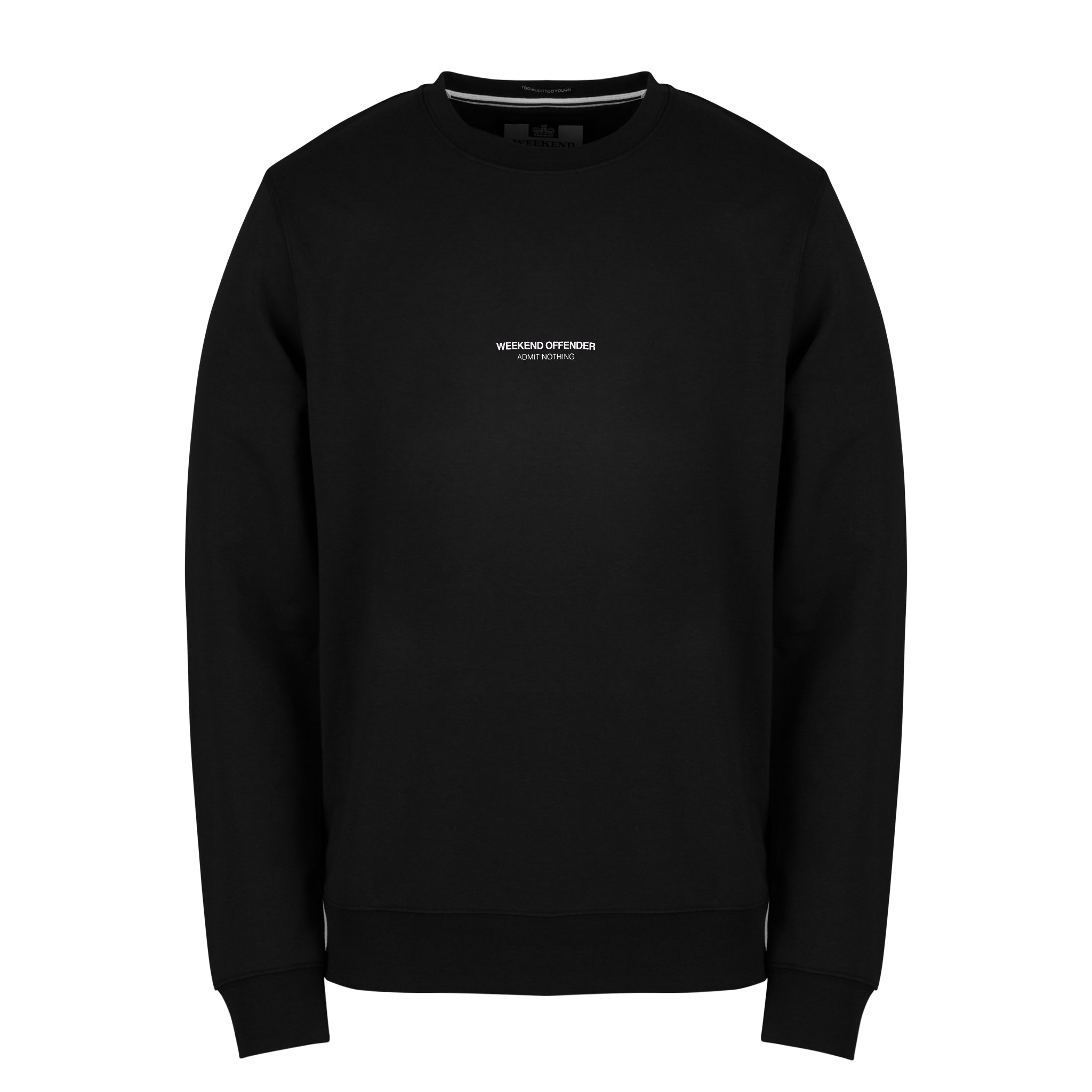 Black Capsule Sweat Black