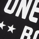 One Nation Tee Black