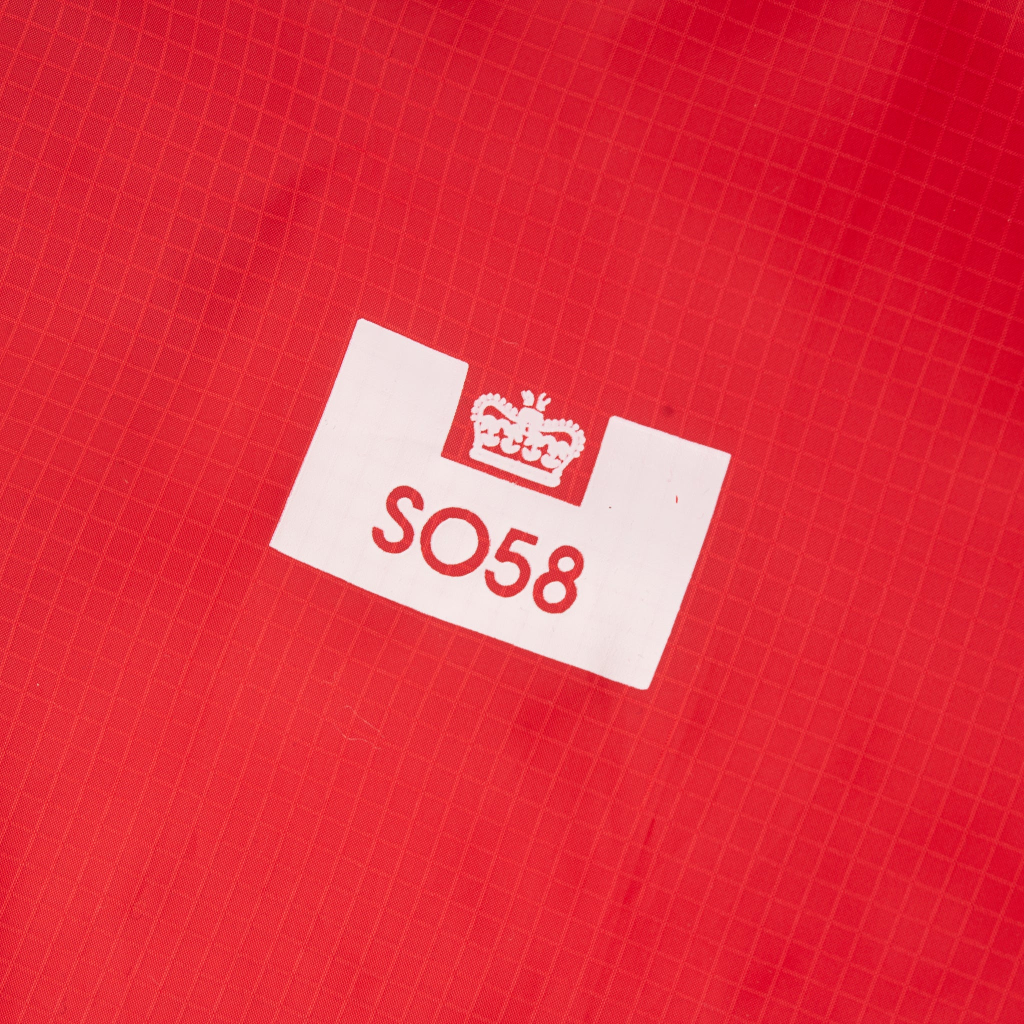 Spirit of Wales Jacket Red