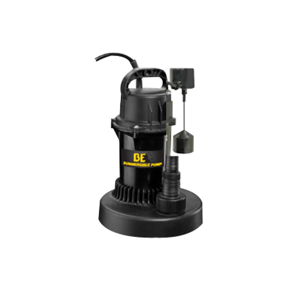 "1.5"" BE SP-600BD Submersible Pump with Vertical Float 3036GPH (50gpm)"