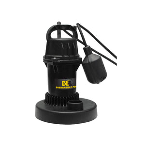 "1.5"" BE SP-650BD Submersible Pump with Float 3036GPH (50gpm)"