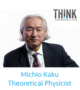 Michio Kaku Theoretical Physicist