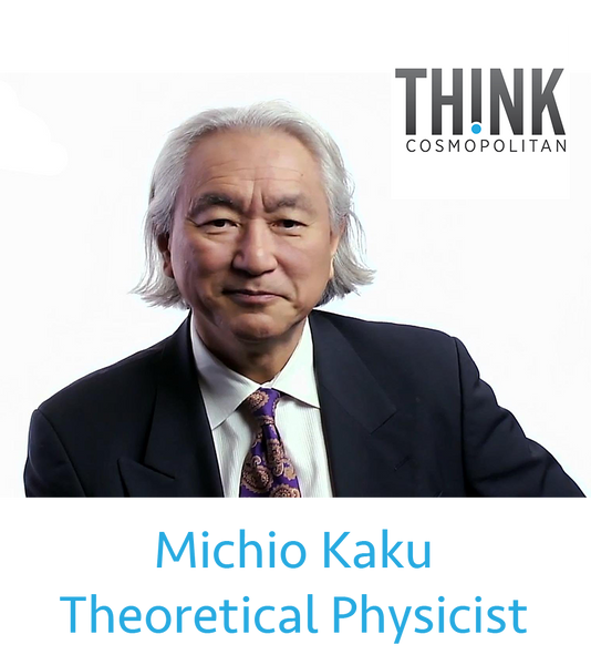 Michio Kaku, Theoretical Physicist