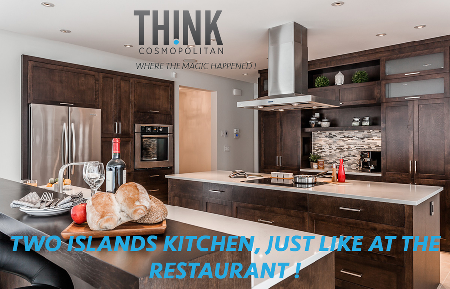 Two Islands Kitchen, Just Like at the Restaurant !