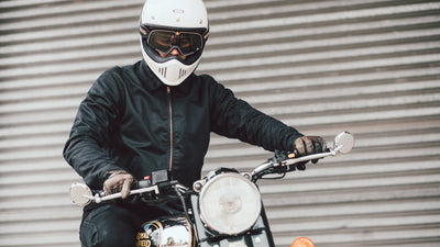 First Impressions: Akin Moto Wrench jacket