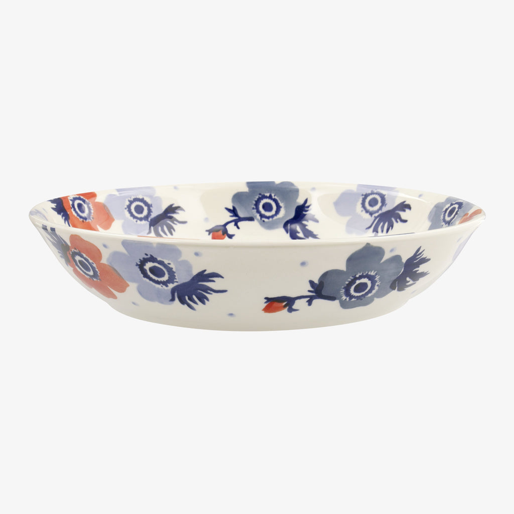 Seconds Anemone Medium Pasta Bowl