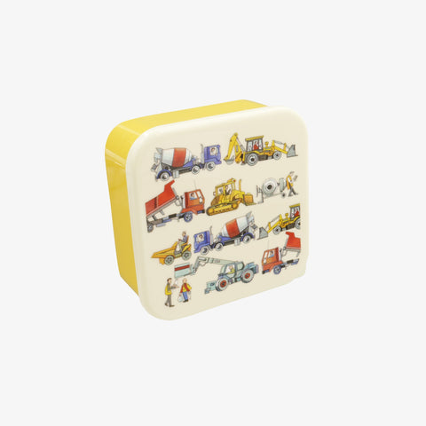 Builders at Work Set of 4 Snack box