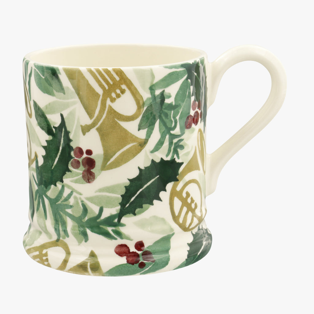Seconds Bring in the Green 'All Over Print' 1/2 Pint Mug
