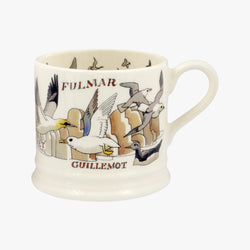 Seabirds Small Mug