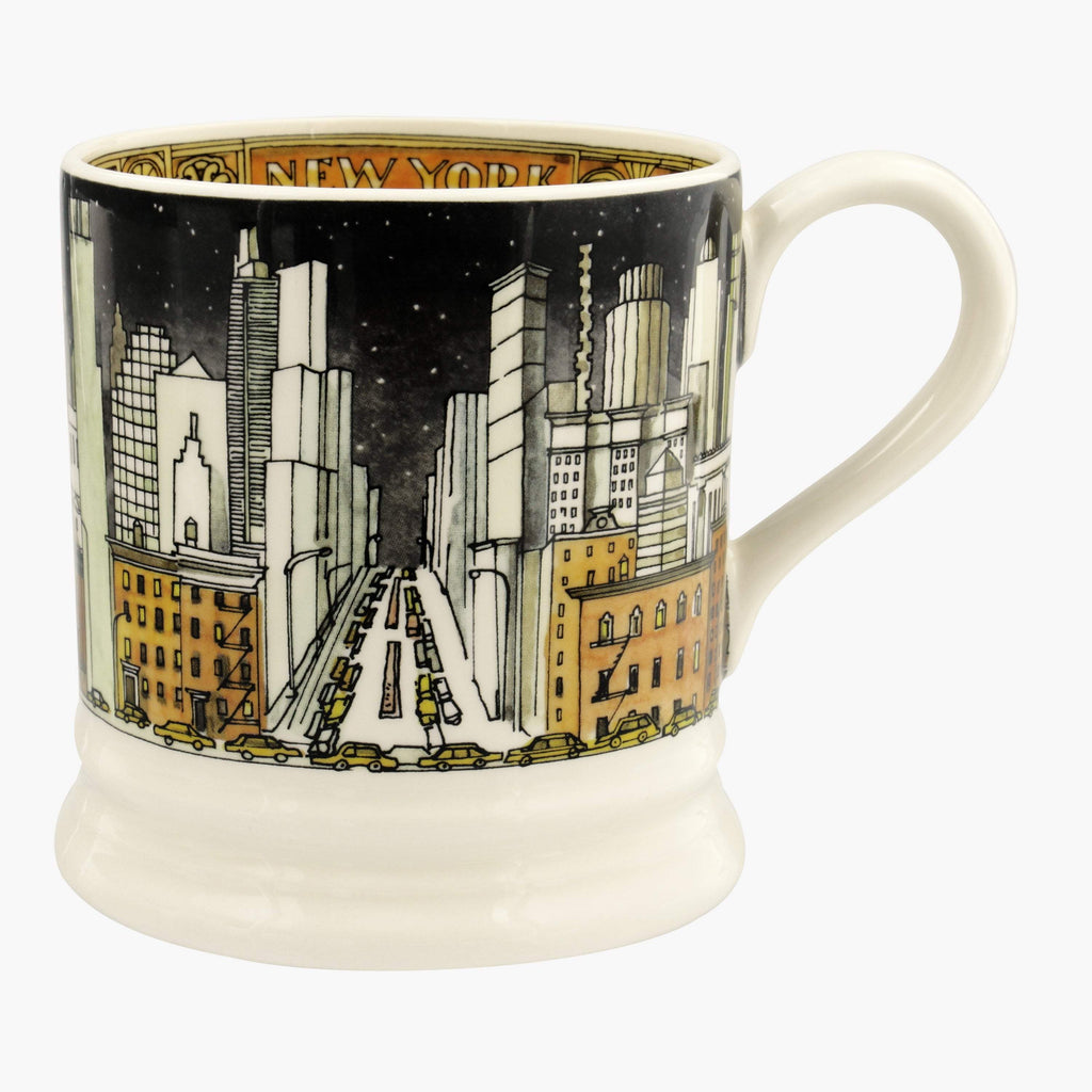 Seconds New York 1 Pint Mug