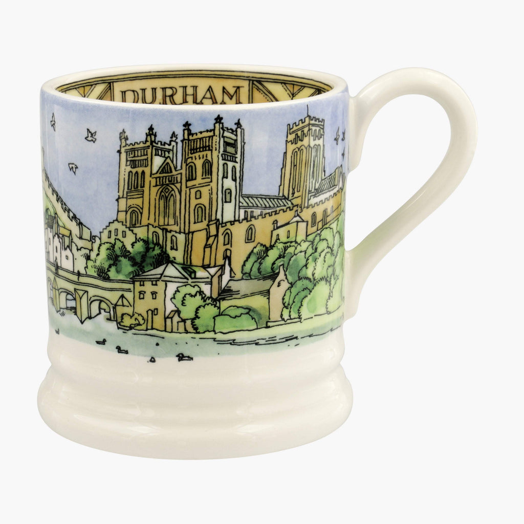 Seconds Cities Of Dreams Durham 1/2 Pint Mug