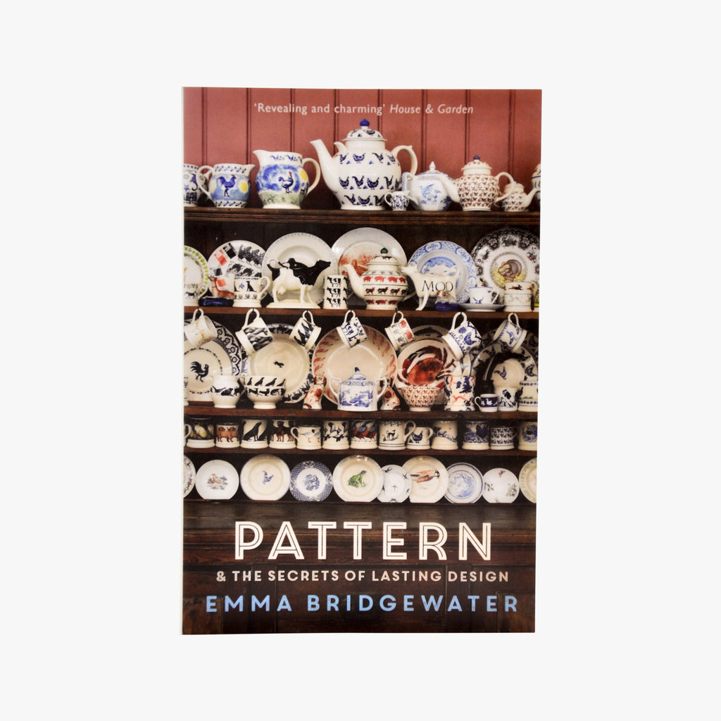 Pattern by Emma Bridgewater Paperback Book