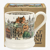 Cities Of Dreams Edinburgh 1/2 Pint Mug Boxed