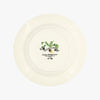 Seconds Vegetable Garden Figs 8 1/2 Inch Plate