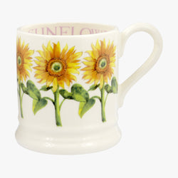 Sunflower 1/2 Pint Mug