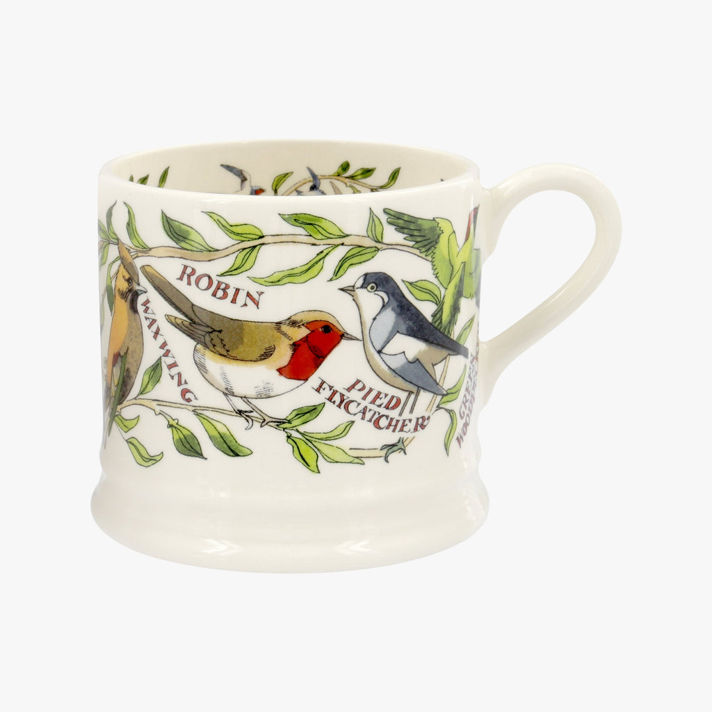 Seconds Garden Birds Small Mug