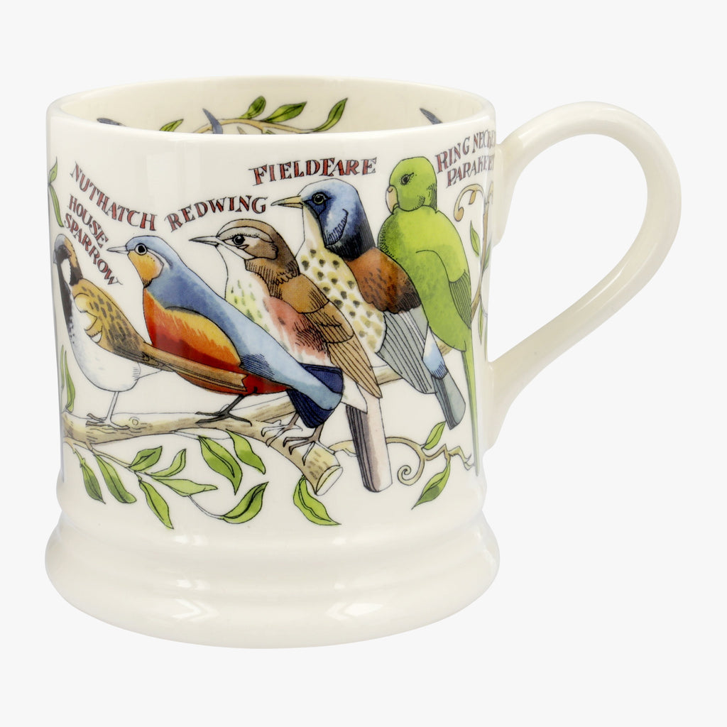 Seconds Garden Birds 1 Pint Mug