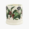 Seconds Holly & Ivy 1/2 Pint Mug