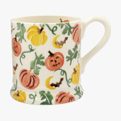 Seconds Halloween Sponge 1/2 Pint Mug