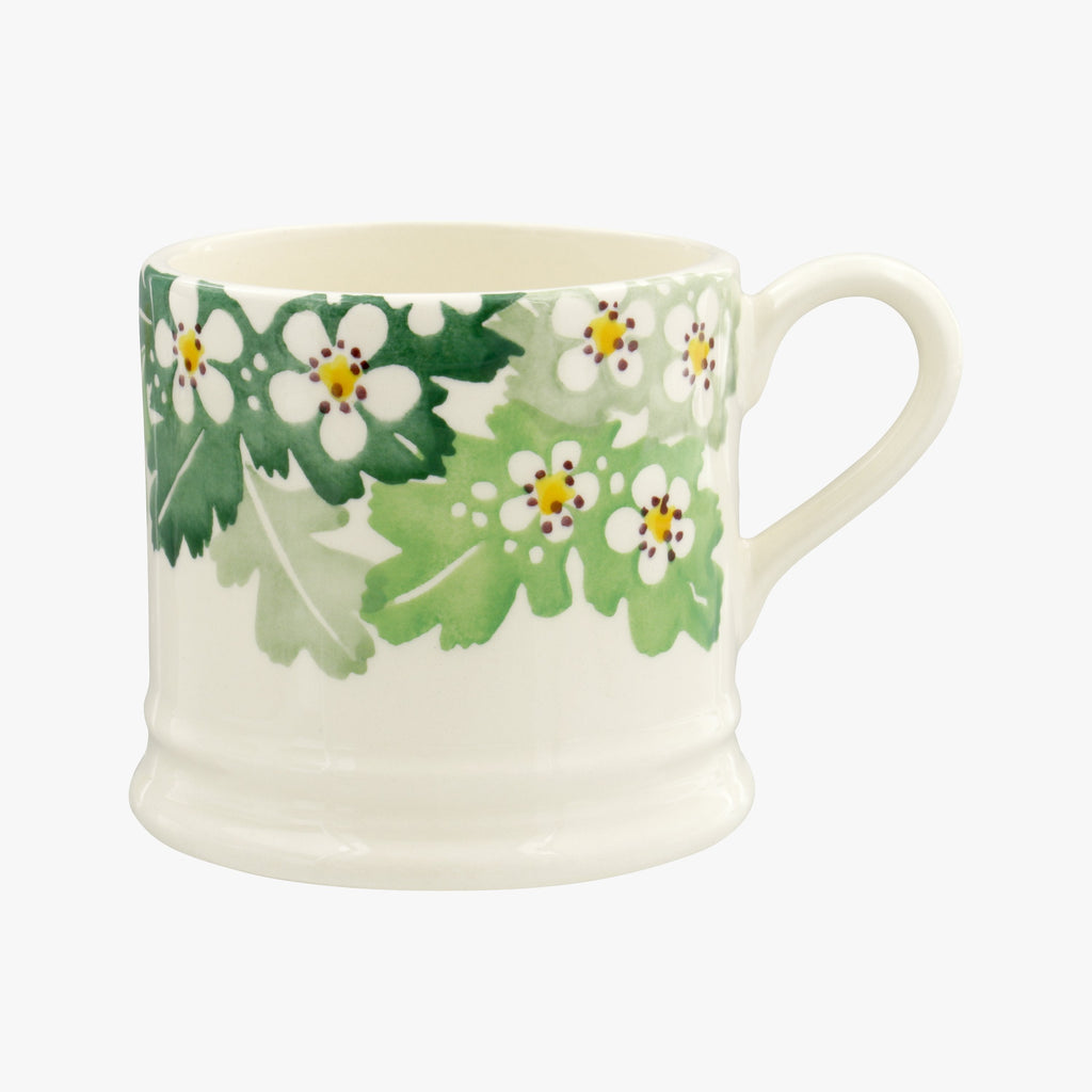 Green Hawthorn Small Mug