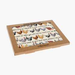 Hens Set of 4 Placemats