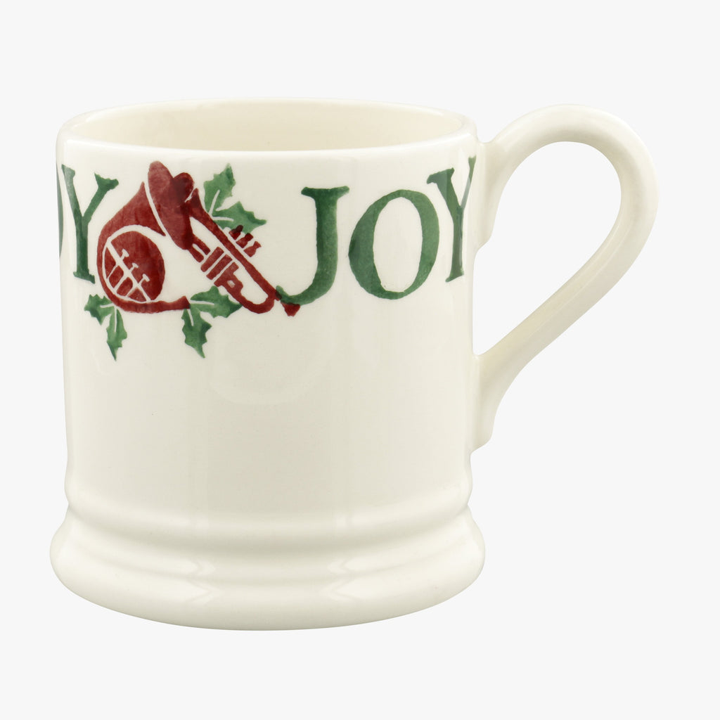 Seconds Joy 1/2 Pint Mug