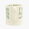 Organic & Green Kitchen Garden 1/2 Pint Mug
