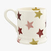 Seconds Pink & Gold Grandma 1/2 Pint Mug