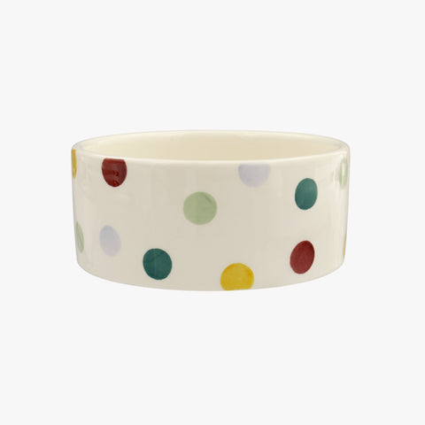 Polka Dot Small Pet bowl
