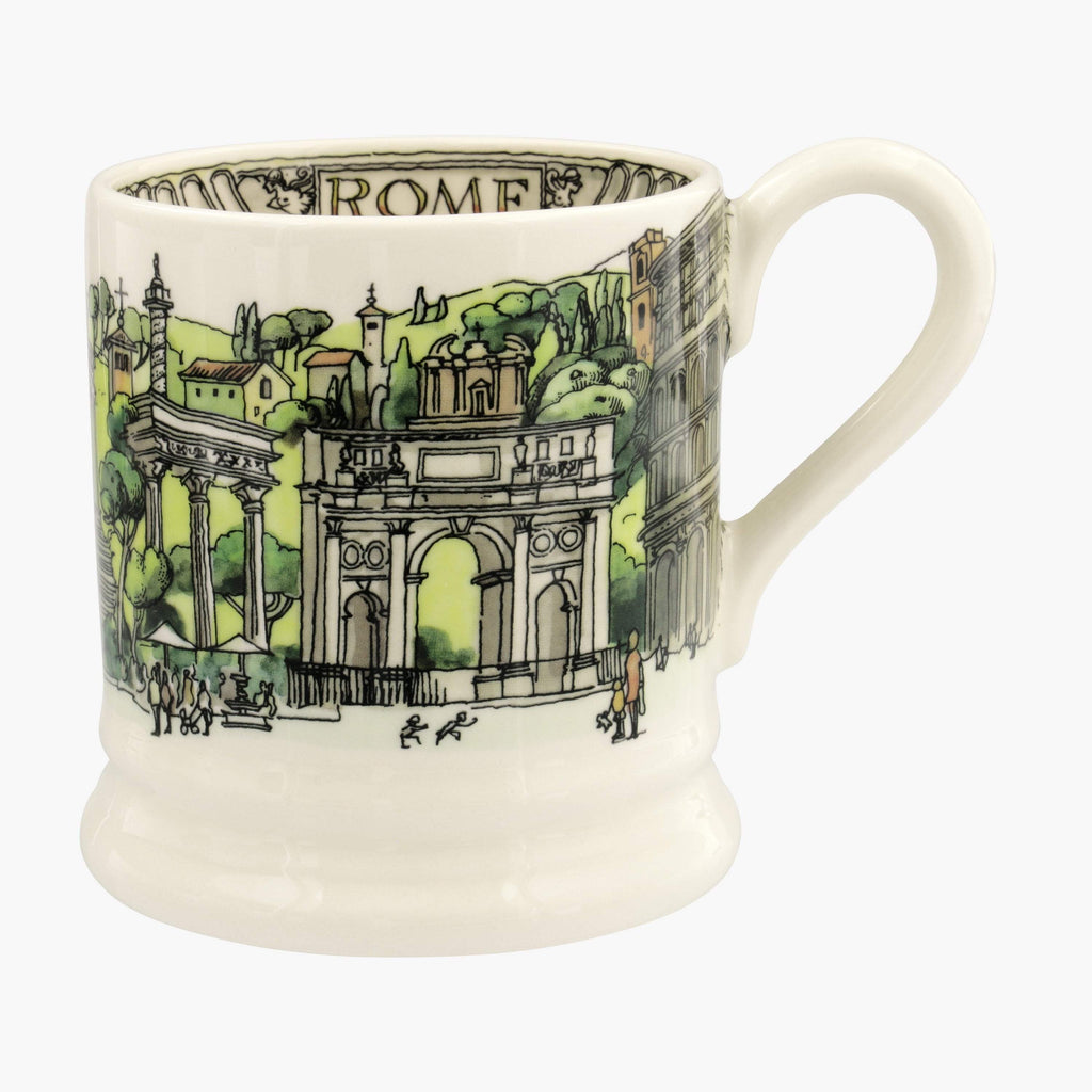 Seconds Cities Of Dreams Rome 1/2 Pint Mug