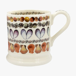 Seashells 1/2 Pint Mug
