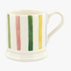Stripes 1/2 Pint Mug